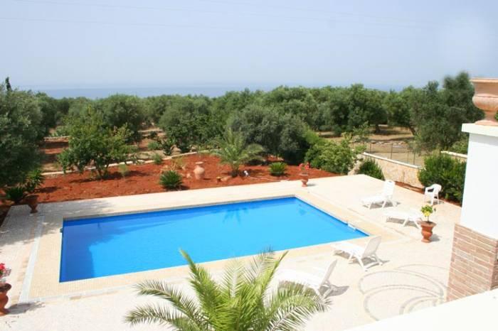 Ferilli immobiliare casa vacanza affitto villa con piscina - Affitto casa con piscina ...